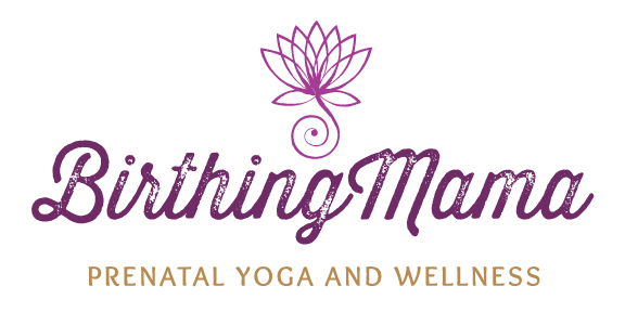 Birthing Mama Logo