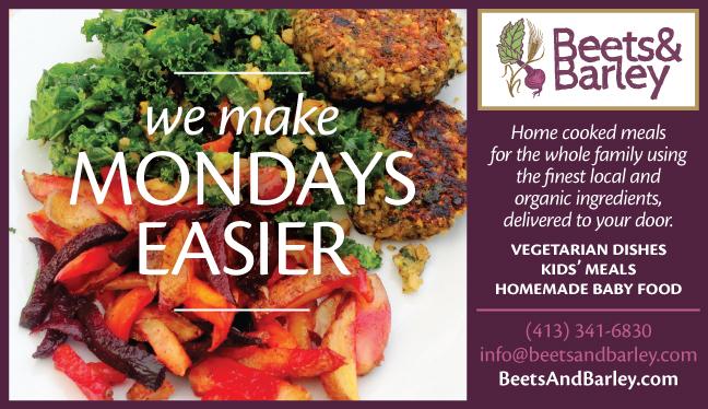 Beets & Barley | Print Ad